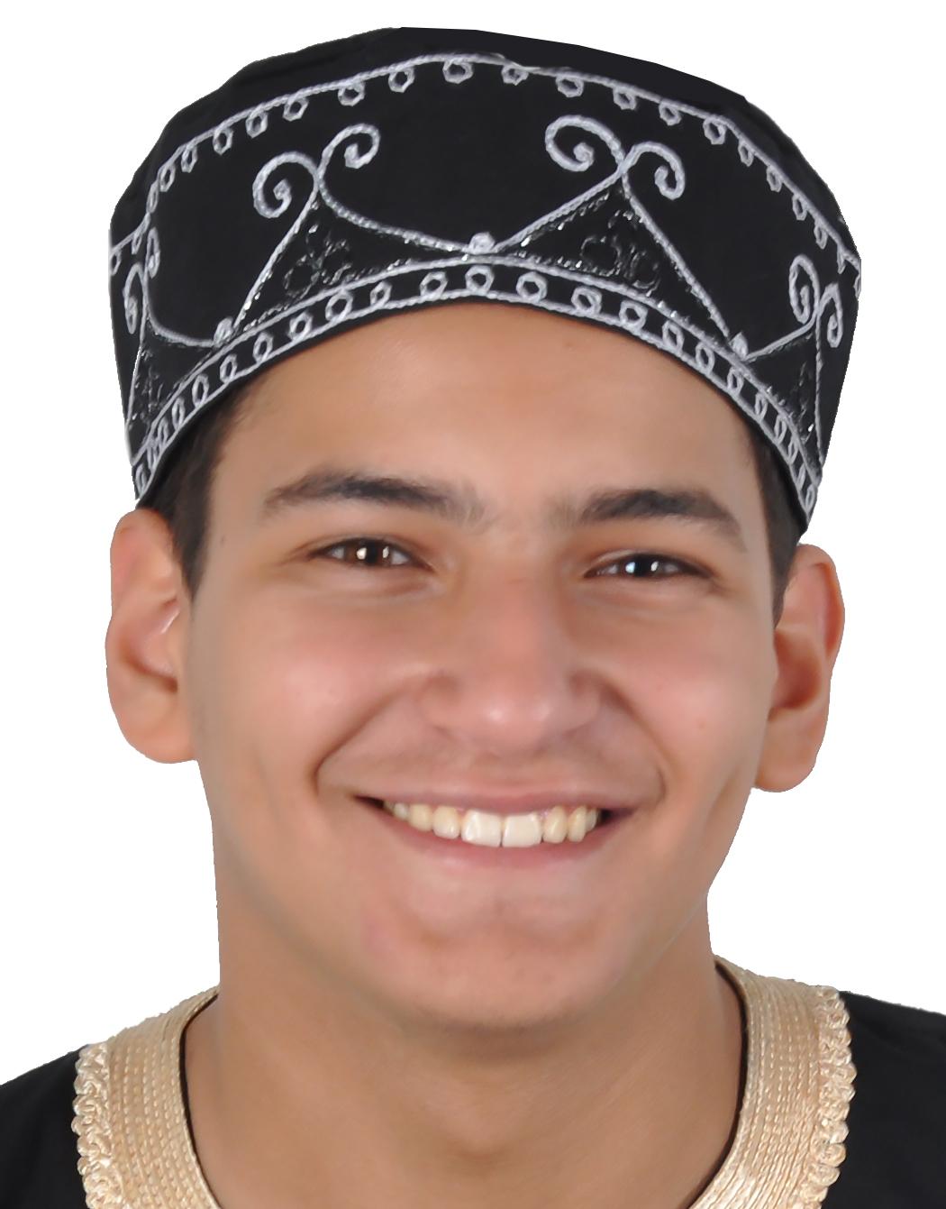 Araber Mütze Kappe Aus Dem Orient Herren Kopfbedeckung