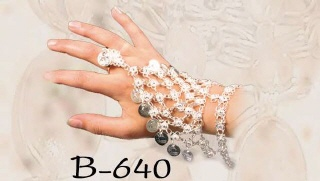 Bollywood Handschmuck