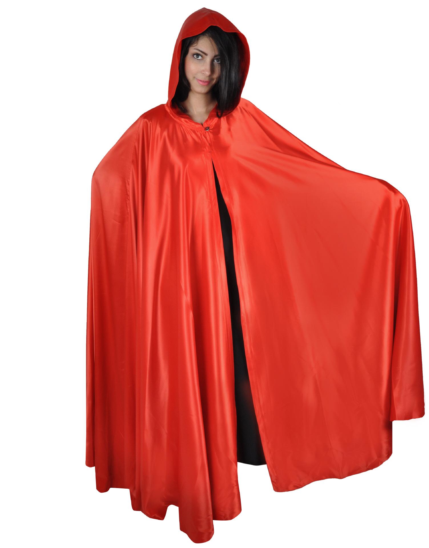 baucht nzerinnen umhang mit kapuze bauchtanzauftritte rot. Black Bedroom Furniture Sets. Home Design Ideas