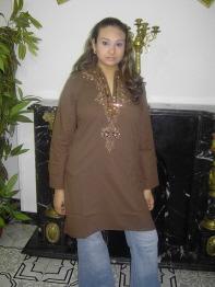 87a08ceffdc209 Orientalische Tunika- Tunika-Kleid-Kaufen beim Egypt Bazar Shop