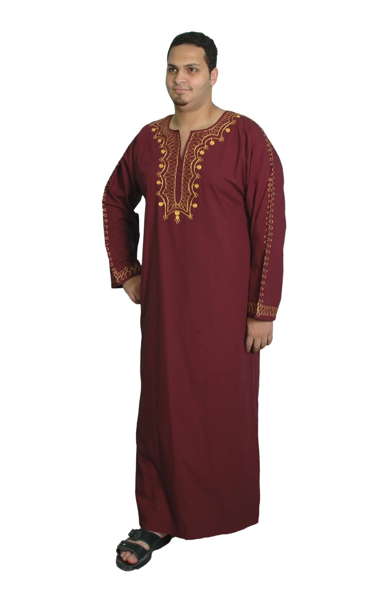 Herren kaftan orientalische kleidung mittelalter gewandung - Festliche kleidung herren ...