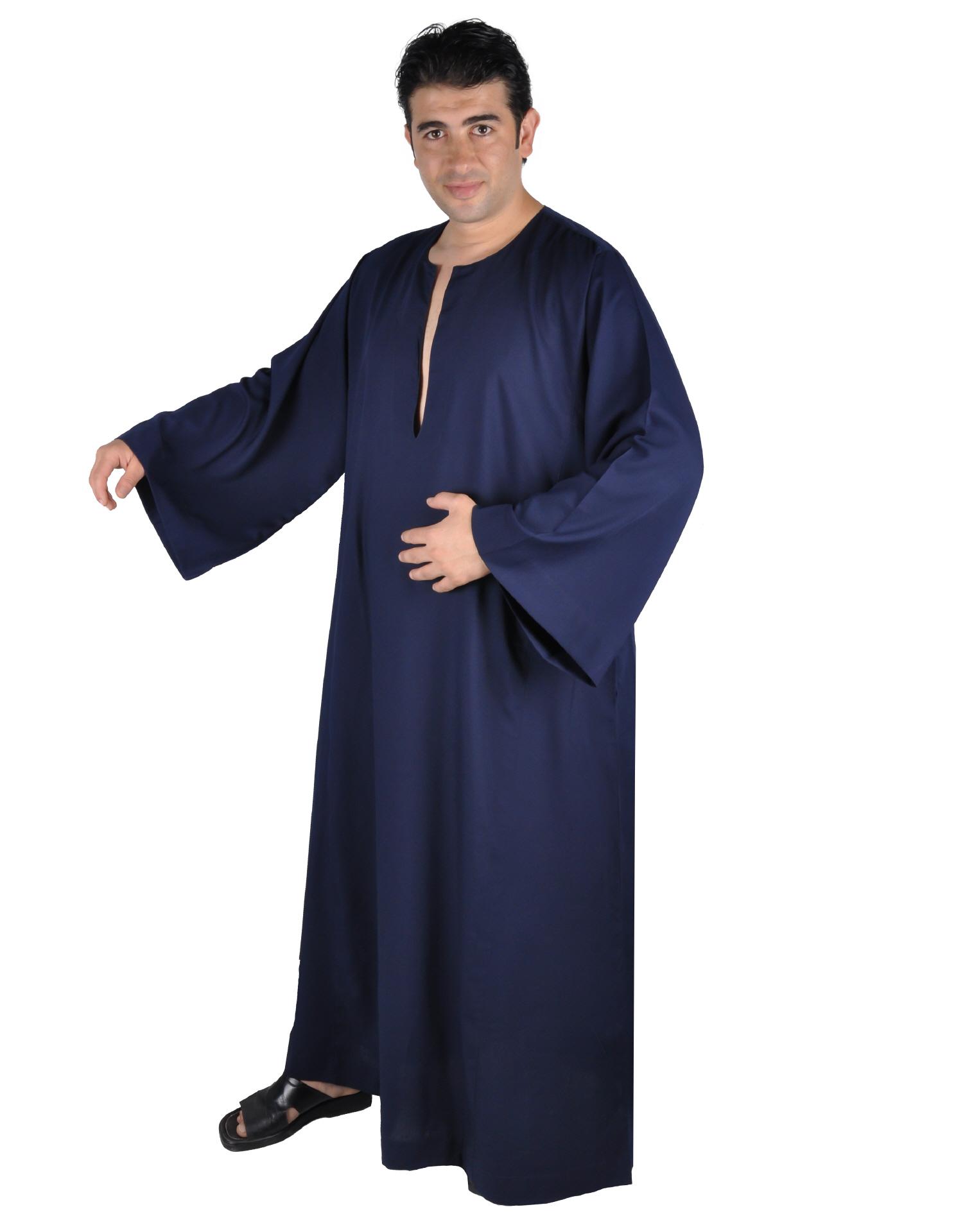 herren kaftan im saidi style arabische herren kleider. Black Bedroom Furniture Sets. Home Design Ideas