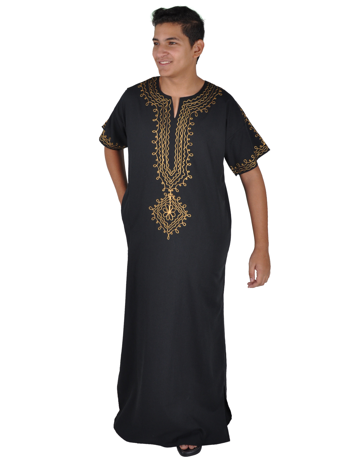 herren kaftan - orientalische kleidung kaufen im egypt bazar