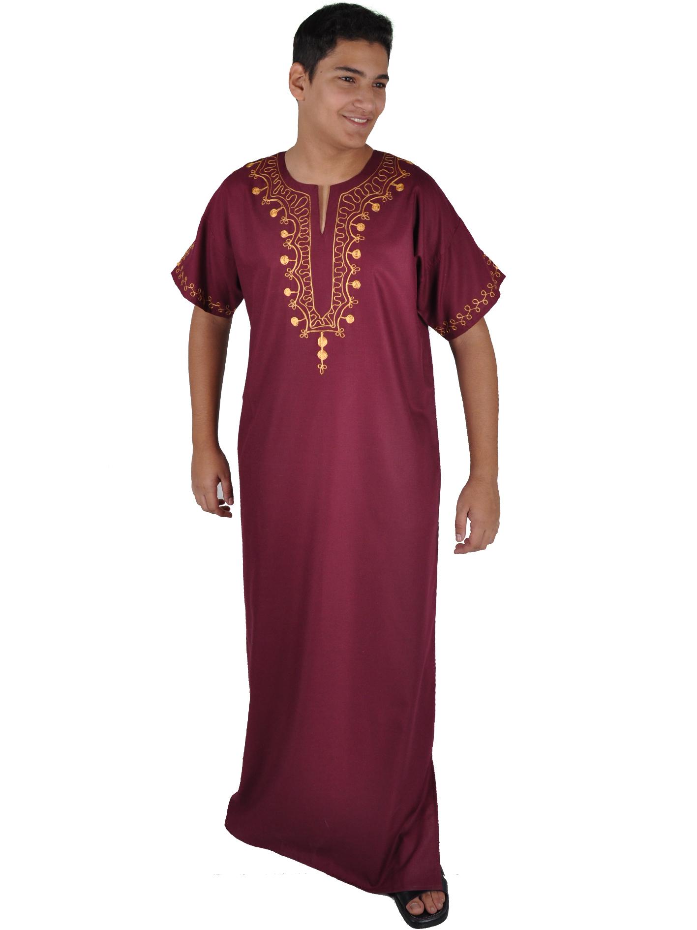 Herren Kaftan- Kaftan Kleid, Egypt Bazar für arabische Kleidung