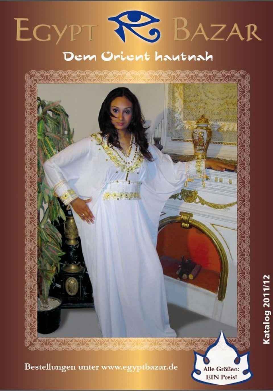 Egypt Bazar Katalog F R Orientalische Kost Me Arabische
