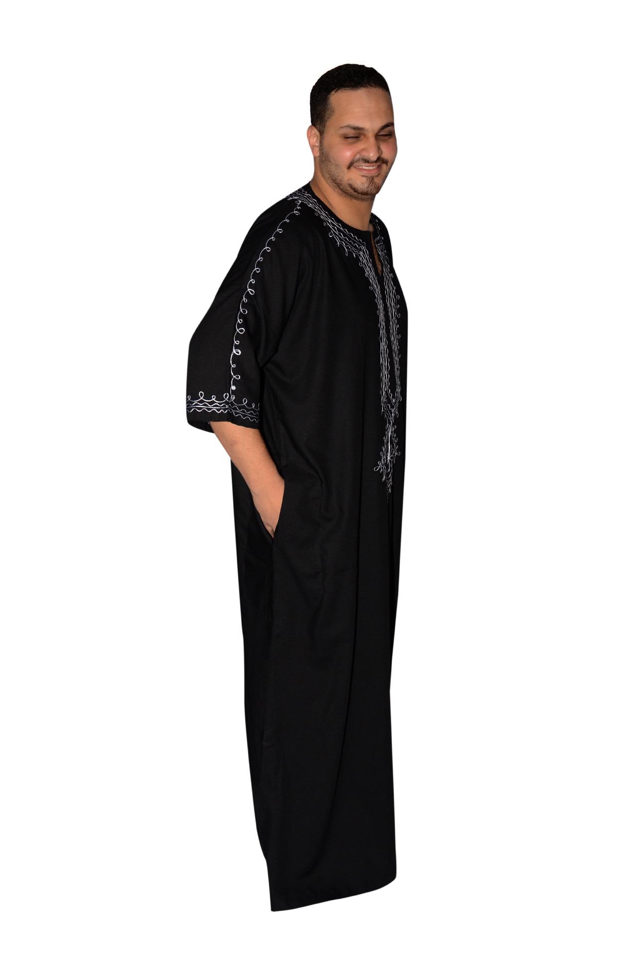 m nner kaftan orientalische kleidung kaufen im egyptbazar shop. Black Bedroom Furniture Sets. Home Design Ideas