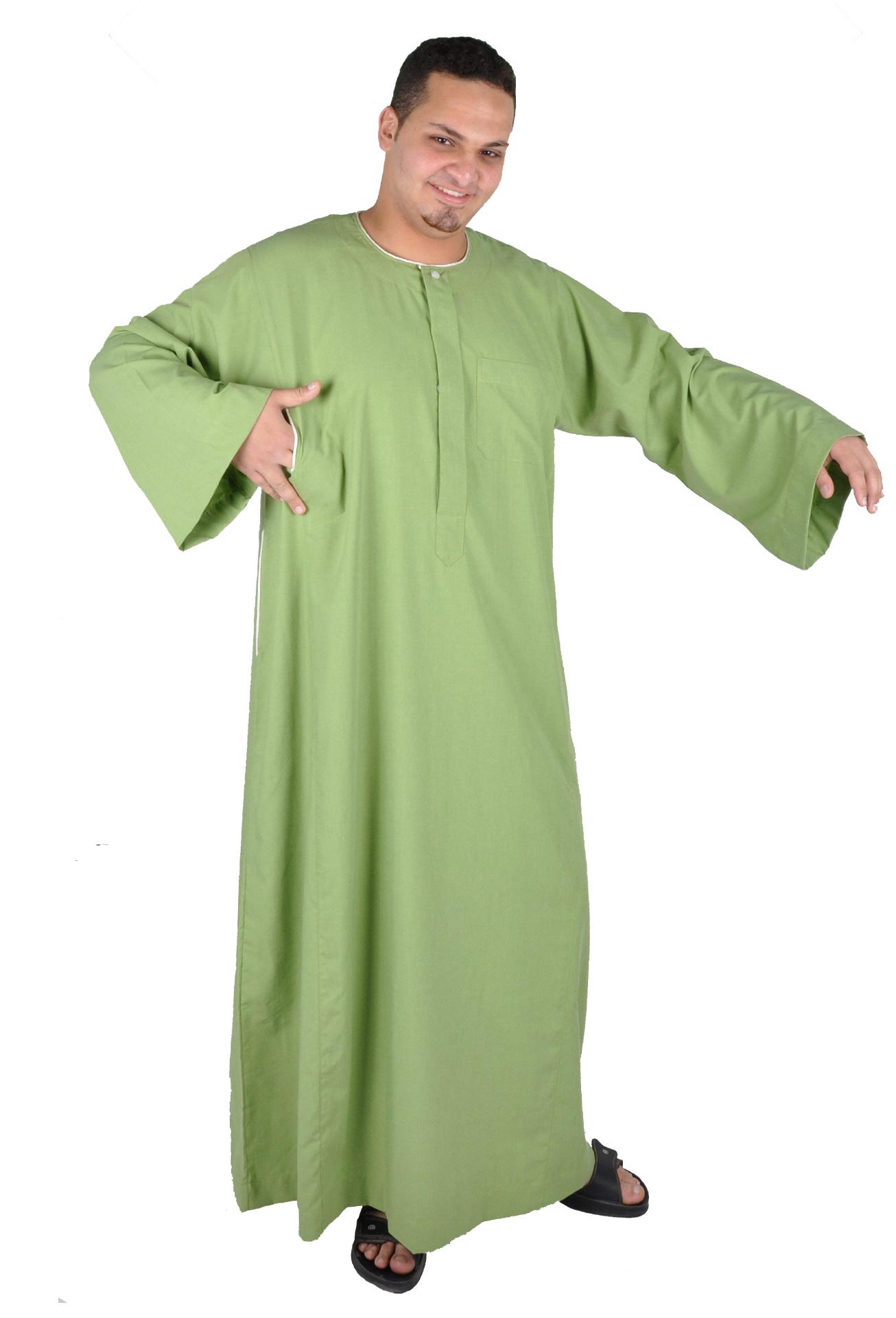 online store e1622 e0572 Männer-Kaftan im Falahi-Stil - Ägyptische Männer Kleidung