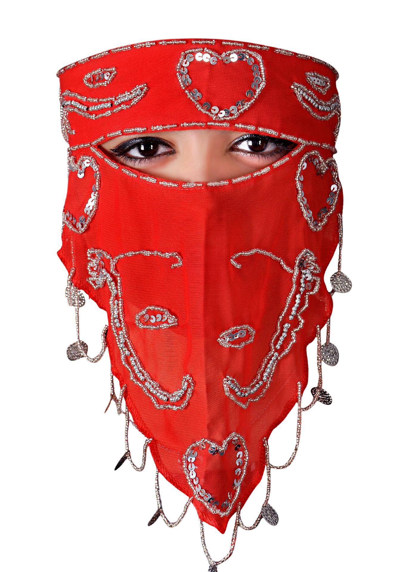 Beduinen-Maske