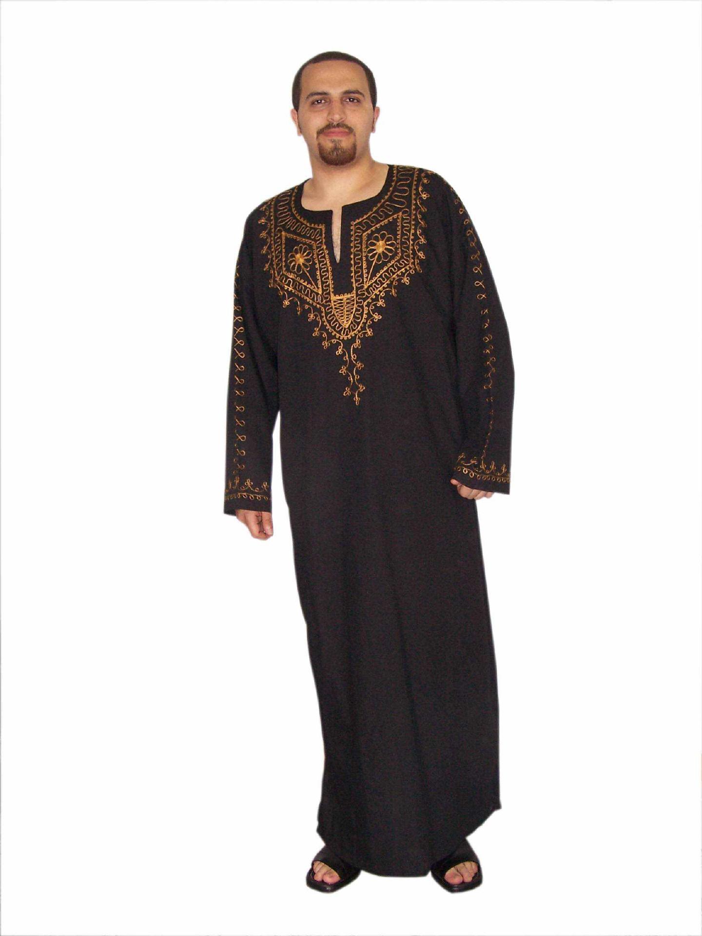 herren kaftan arabische herren-kleider- egypt bazar onlineshop