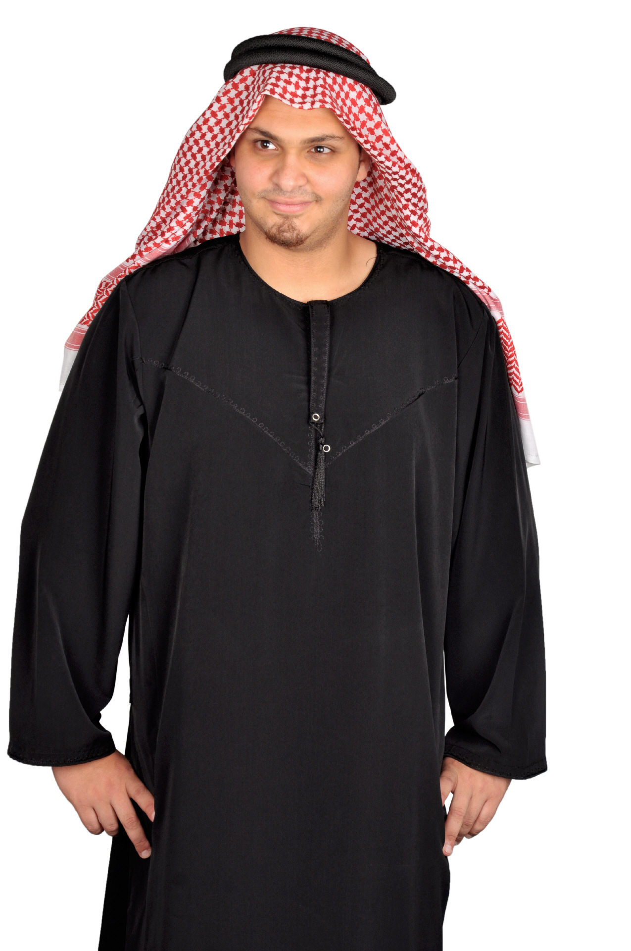 araber kost m scheichkost m herren karnevalskost m f r. Black Bedroom Furniture Sets. Home Design Ideas
